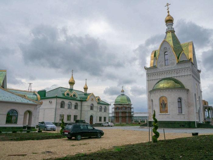 Храм-часовня имени преподобного Сергия Радонежского